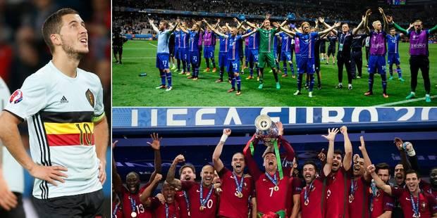 Des surprises, du frisson, du LOL, des larmes: c'était l'Euro 2016 - La Libre