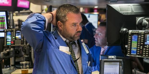 Wall Street reste sur sa lancée et finit sur un record - La Libre