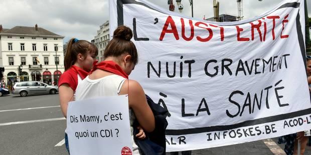 """Non, la Flandre n'est pas toujours moins """"grévicole"""" que la Wallonie (INFOGRAPHIES) - La Libre"""
