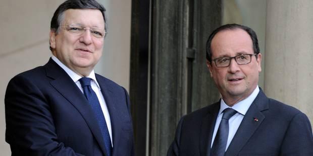 """Paris demande à Barroso de """"renoncer"""" à travailler pour Goldman Sachs - La Libre"""