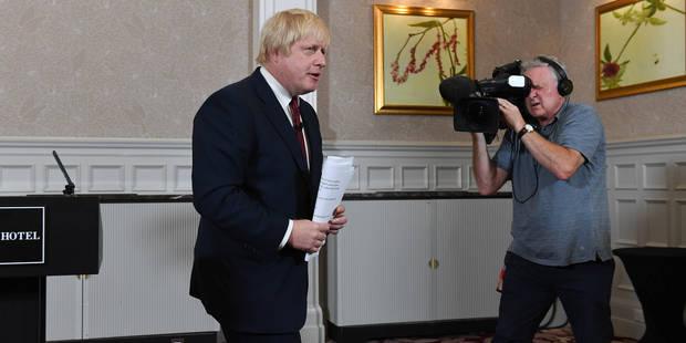 """""""Excuses"""", """"gaffes"""", """"Brexit acté"""" : la presse britannique réagit à la nomination de Boris Johnson - La Libre"""
