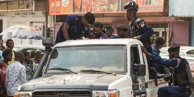Les sanctions de Washington jettent le trouble à Kinshasa - La Libre