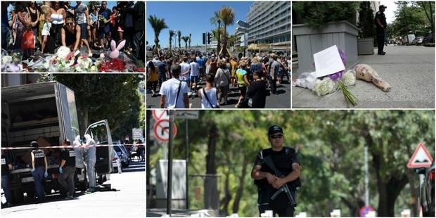 Attentat de Nice : 84 personnes décédées et 202 blessés, dont 52 en urgence absolue et 25 en réanimation - La Libre