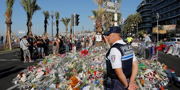 Nice: nous ne pouvons plus attendre pour anéantir les terroristes islamistes - La Libre