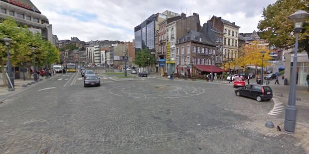 """Quatre individus sèment la panique à Liège en tirant """"à blanc"""" dans les rues - La Libre"""