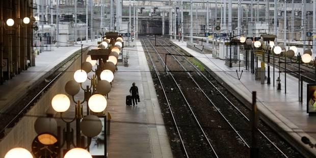 France: reprise du trafic des trains Eurostar et Thalys après un incendie - La Libre