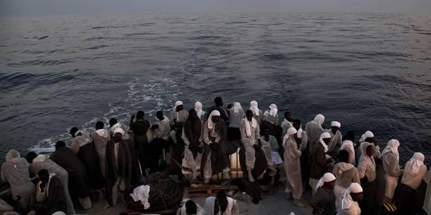 Plus de 3.000 migrants ont été secourus le long des côtes libyennes - La Libre