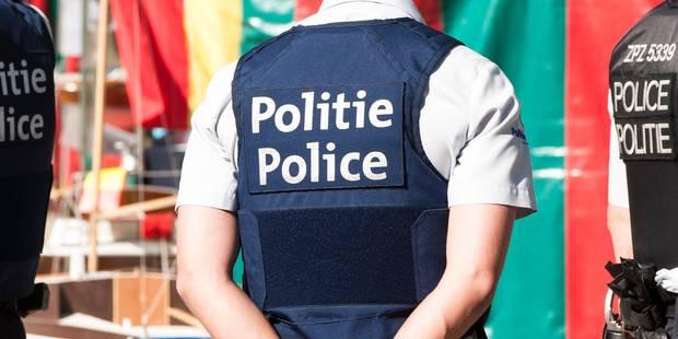 Quand la police bruxelloise prête son micro pour un appel à la prière (vidéo) - La Libre