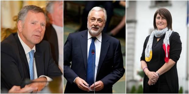 Plusieurs élus MR veulent faire interdire le Parti Islam - La Libre