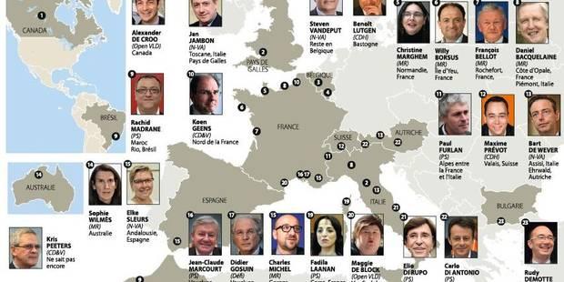 Les ministres choisissent la douce France pour s'évader de la politique - La Libre