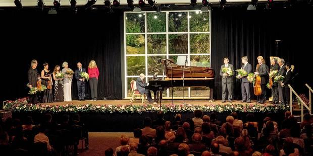 """Musica Mundi"", concert fleuve entre intimes - La Libre"