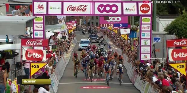 Tour de Wallonie: le Belge Dimitri Claeys remporte la 3e étape à Vielsalm - La Libre