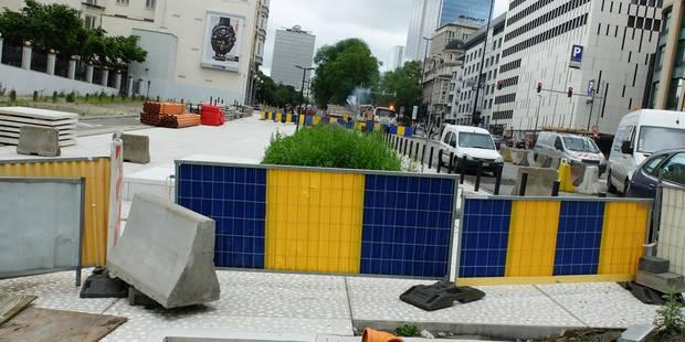 Rénovation des tunnels bruxellois : 50 personnes de plus sont nécessaires - La Libre