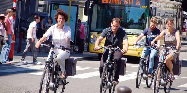 Découvrir Namur en pousse-pousse - La Libre