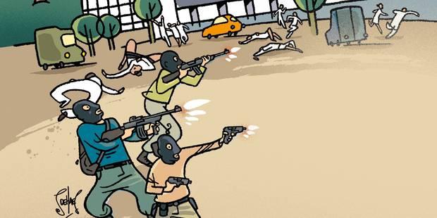 Terrorisme: le modèle israélien - La Libre