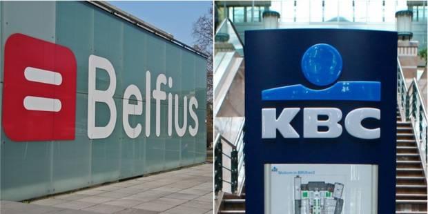 Stress test: KBC et Belfius démontrent une amélioration de leur capacité de résistance - La Libre