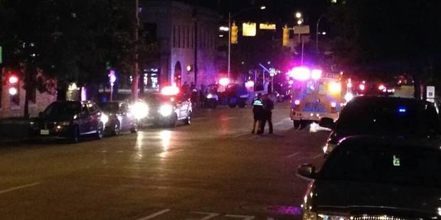 Fusillade à Austin aux Etats-Unis: au moins un mort et 4 blessés - La Libre