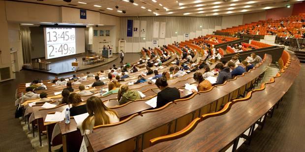 Le concours en fin de première année de médecine est inhumain et déplorable - La Libre