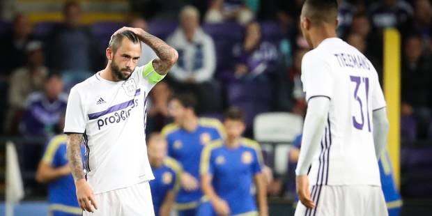 Battu par Rostov (0-2), Anderlecht dit au revoir à la Ligue des Champions (VIDEOS) - La Libre