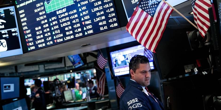 Revue boursière : été américain - La Libre