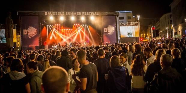 Plus de 24.000 festivaliers au premier week-end du BSF - La Libre