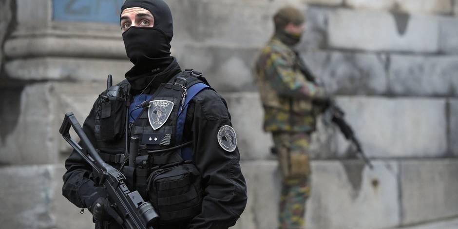 """Attaque à la machette contre deux policières : """"Qu'on nous protège au lieu de nous mépriser"""" - La Libre"""