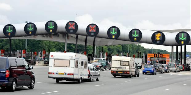 Attention: les routes européennes seront chargées le week-end du 15 août - La Libre