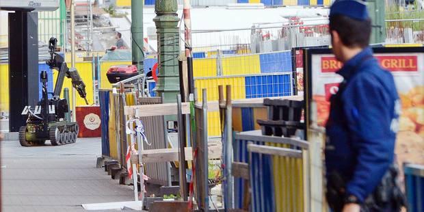 Bruxelles : plus de 120 alertes à la bombe depuis le 22 mars - La Libre
