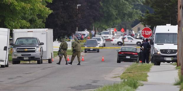 Attentat imminent déjoué au Canada: le suspect avait prêté allégeance au groupe EI - La Libre