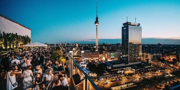 Pourquoi Berlin est une capitale économiquement faible - La Libre