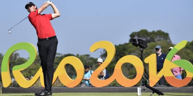 JO: l'incroyable remontée du golfeur Thomas Pieters qui termine à une malheureuse quatrième place - La Libre