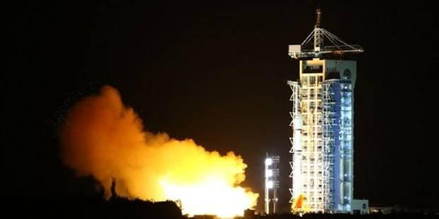 """La Chine lance un satellite """"quantique"""", une première mondiale - La Libre"""
