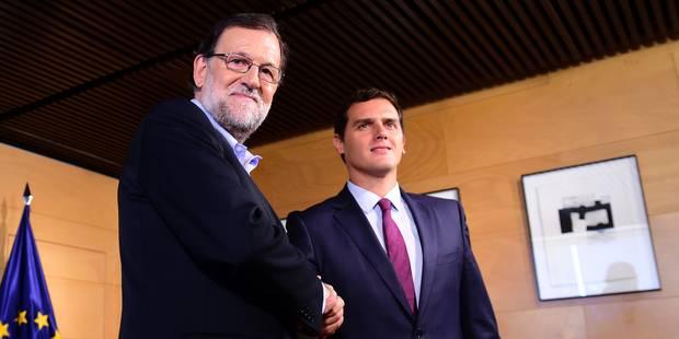 Espagne: Rajoy demandera la confiance de la chambre le 30 août - La Libre