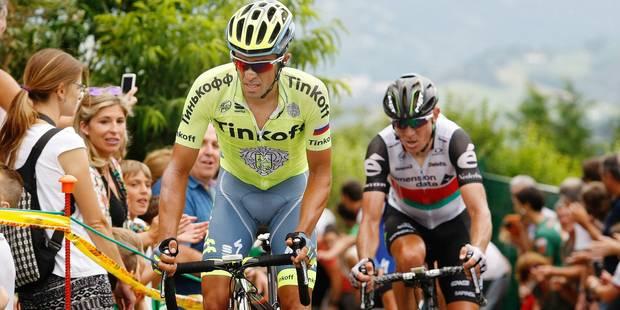 Vuelta: Contador veut sa revanche - La Libre