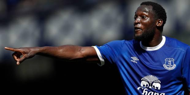 Lukaku va-t-il quitter Everton? Son entraîneur met les choses au clair - La Libre
