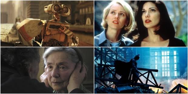 Quels sont les meilleurs films du 21e siècle? - La Libre