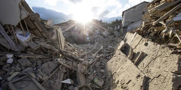 """""""Face aux séismes, nous sommes relativement impuissants"""" - La Libre"""