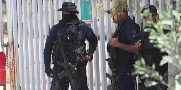 Mexique: un tunnel clandestin découvert sous la frontière avec les Etats-Unis - La Libre