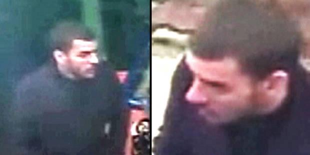 Coups de couteau à Bruxelles: reconnaissez-vous cet homme ? - La Libre