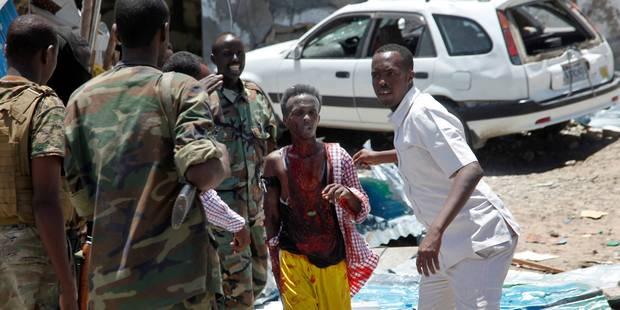 Somalie: le bilan de l'attentat-suicide contre un hôtel de Mogadiscio atteint 26 morts - La Libre