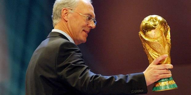 Beckenbauer poursuivi par la justice suisse pour gestion déloyale et blanchiment - La Libre