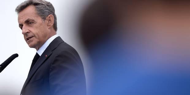 Affaire Bygmalion: le parquet demande un procès pour Sarkozy - La Libre