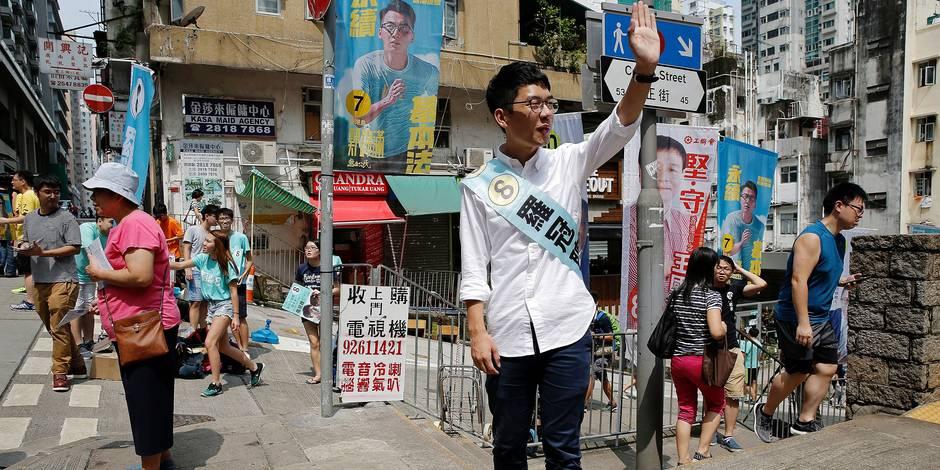 Législatives à Hong Kong: Un camouflet pour la Chine - La Libre