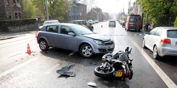Sécurité routière: un bon premier semestre 2016 - La Libre