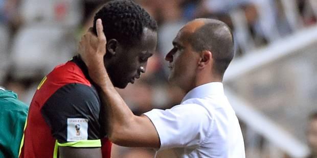 """Lukaku: """"Je savais ce que Martinez attendait de moi"""" - La Libre"""