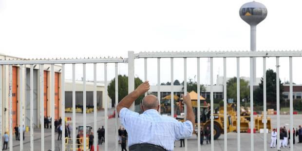 """Caterpillar: Les syndicats réclament des mesures à la """"Ford Genk"""" - La Libre"""
