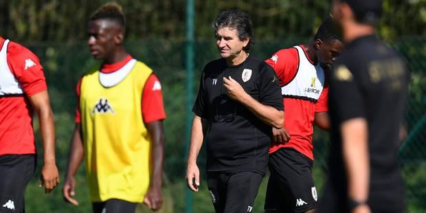 Thierry Verjans entraineur-adjoint de Jankovic au Standard - La Libre