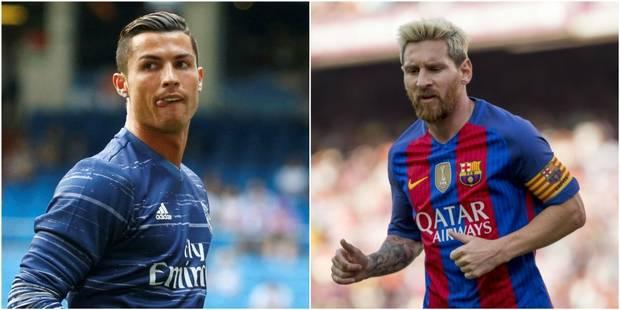 Lionel Messi le meilleur? La réponse cinglante de Cristiano Ronaldo - La Libre