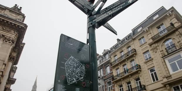 En cinq ans, plus de 13.000 entreprises et indépendants ont quitté Bruxelles - La Libre
