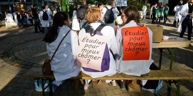 Les francophones perdants dans la clé de répartition des quotas Inami pour 2022 - La Libre